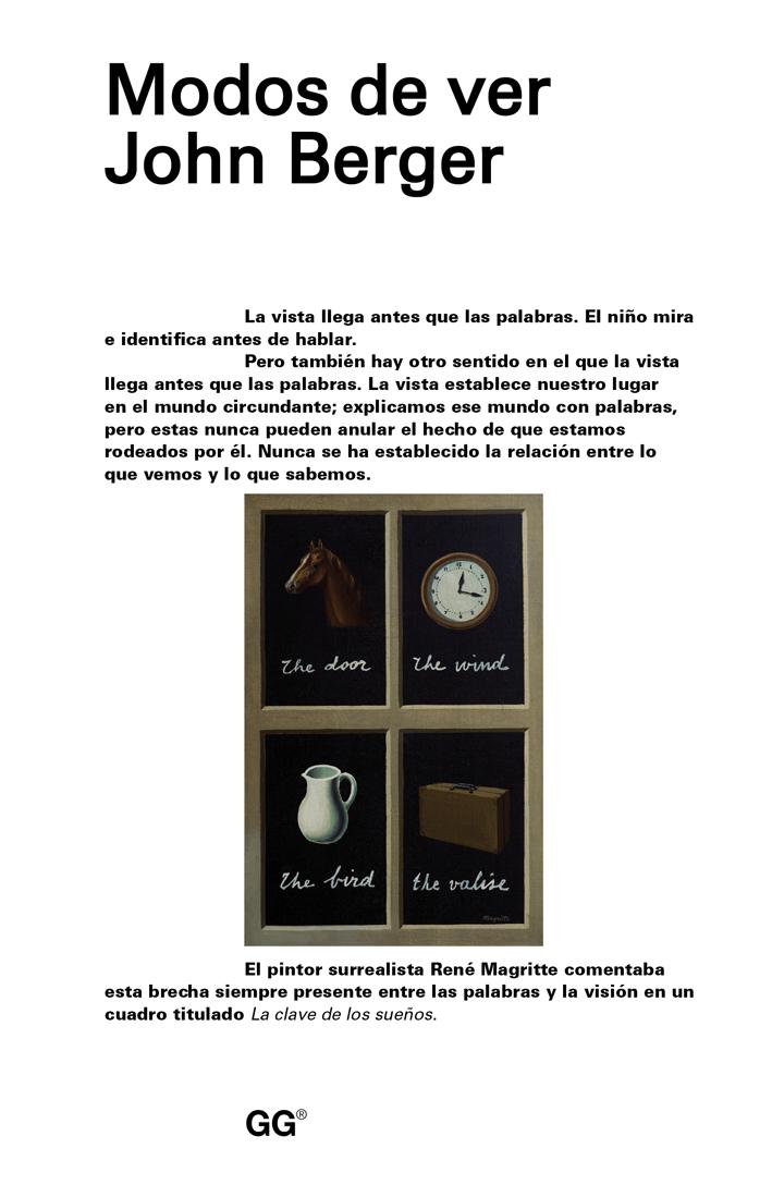 libro modos de ver de john berger pdf