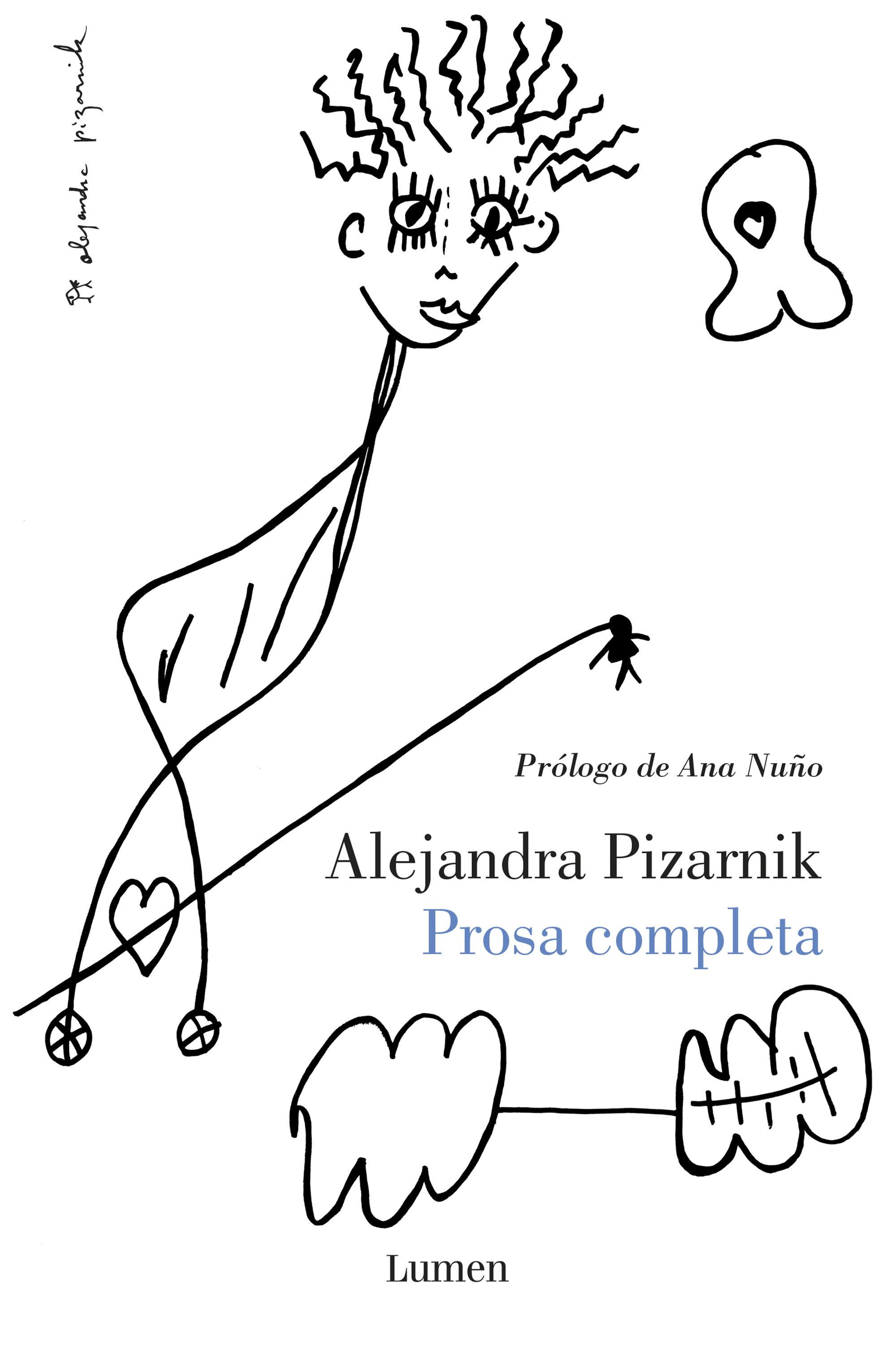 Prosa Completa   por Alejandra Pizarnik epub