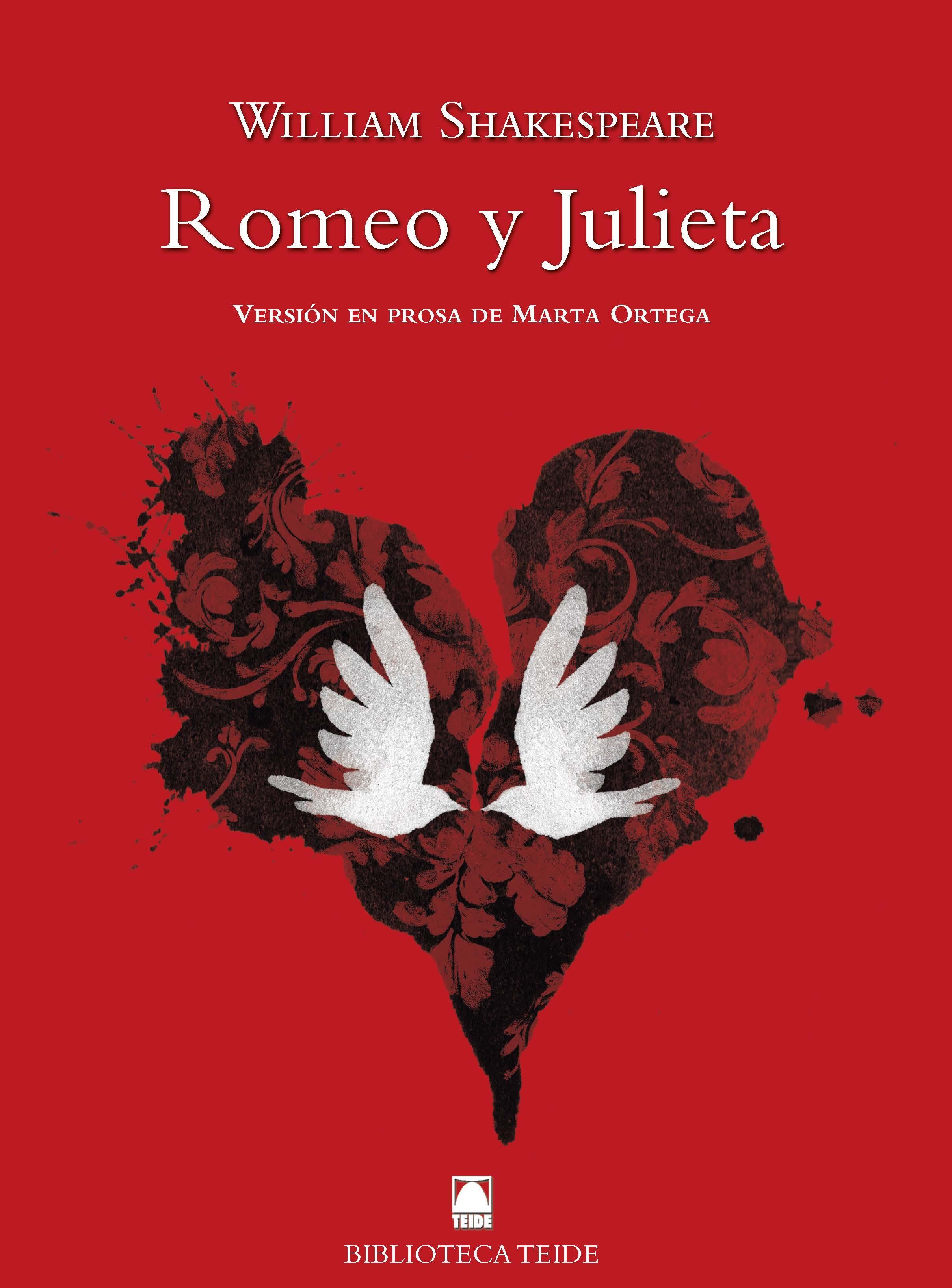 ROMEO Y JULIETA (BIBLIOTECA TEIDE 024)   WILLIAM SHAKESPEARE   Comprar libro 9788430760626
