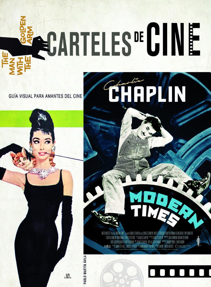 CARTELES DE CINE. GUIA VISUAL PARA AMANTES DEL CINE | PABLO MARTIN ...