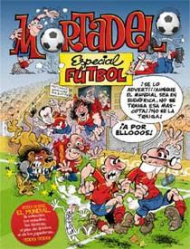 mortadelo y filemon especial futbol-francisco ibañez-9788466643726