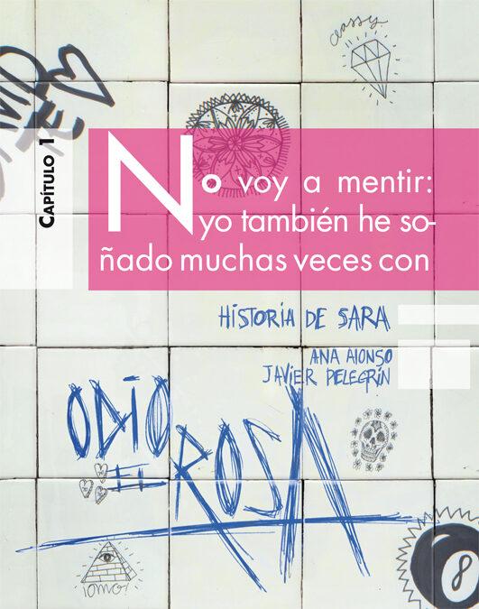Resultado de imagen de portada del libro odio el rosa 1