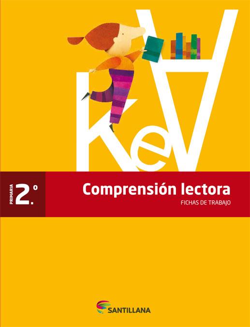 fichas comprension lectora  2º primaria ed 2013 cast-9788468012926