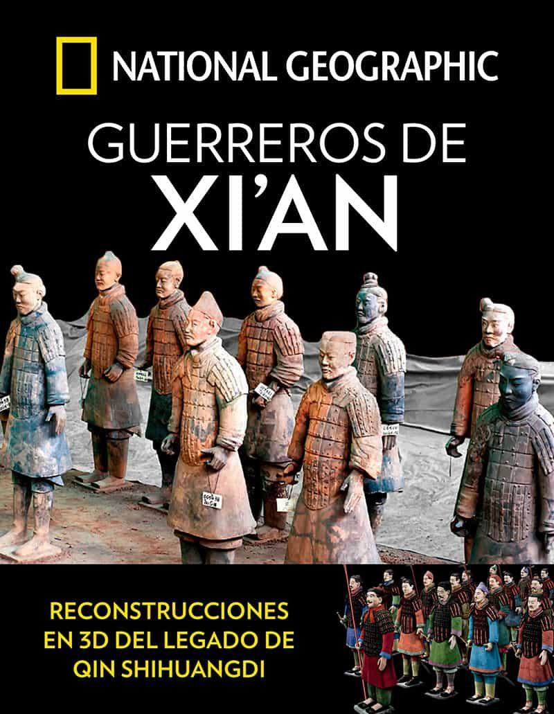 Los Guerreros De Xi An por Vv.aa.