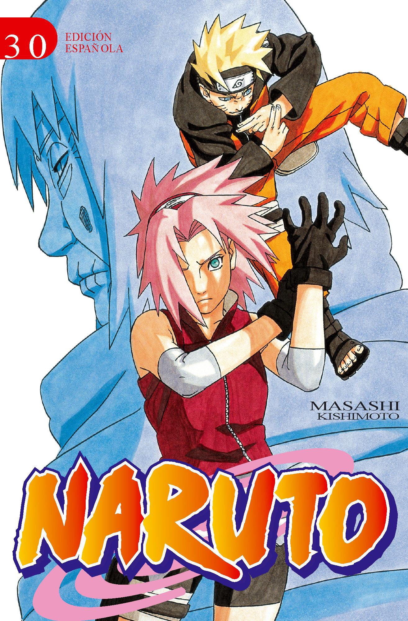 Naruto Nº 30 (de 72)(edt) por Masashi Kishimoto epub
