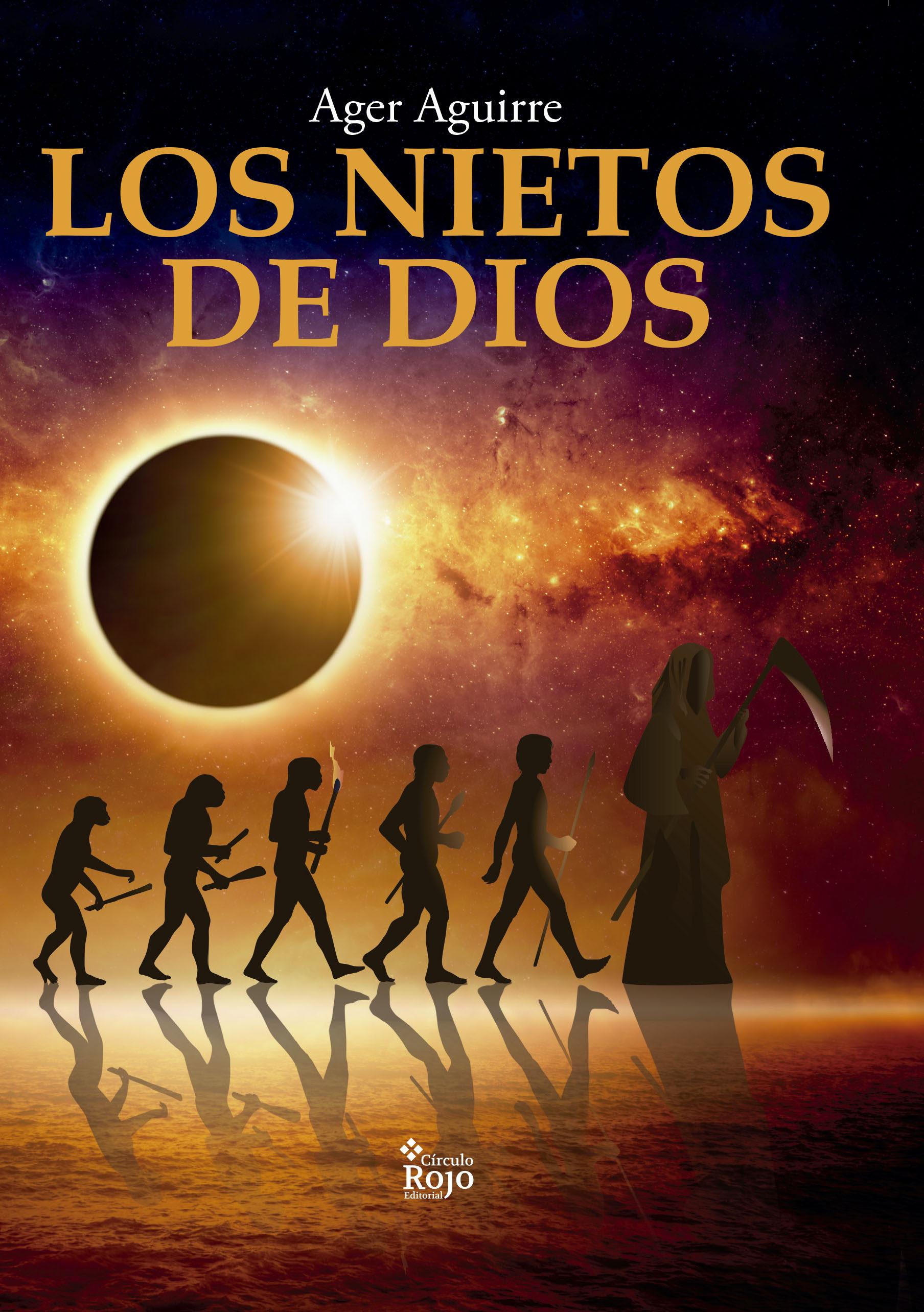 los nietos de dios (ebook)-ager aguirre-9788491403326