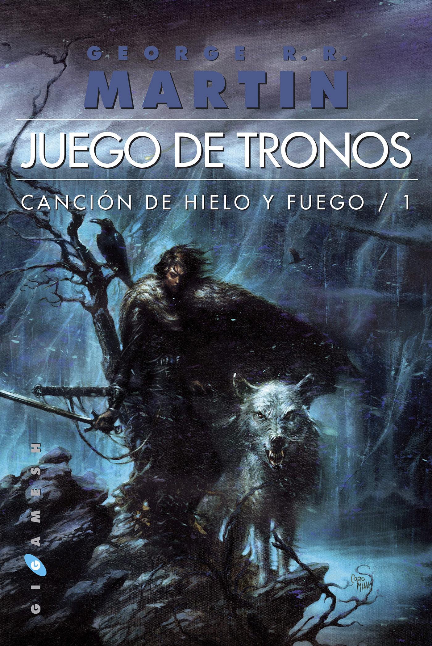 juego de tronos (ed. bolsillo omnium) (saga cancion de hielo y fu ego 1)-george r.r. martin-9788496208926