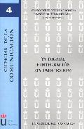 Tv Digital E Integracion ¿tv Para Todos? por Alvaro Perez-ugena Coromina;                                                                                    Francisco Utray Delgado Gratis