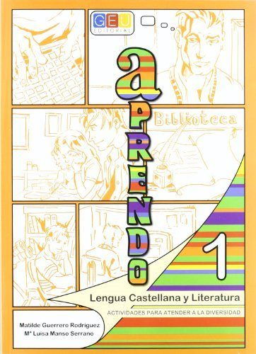 Aprendo Lengua Castellana Y Literatura 1 por Matilde Guerrero Rodriguez epub