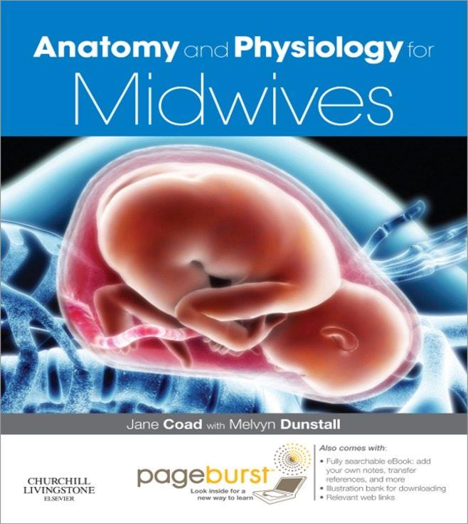 ANATOMY AND PHYSIOLOGY FOR MIDWIVES E-BOOK EBOOK   COAD   Descargar ...