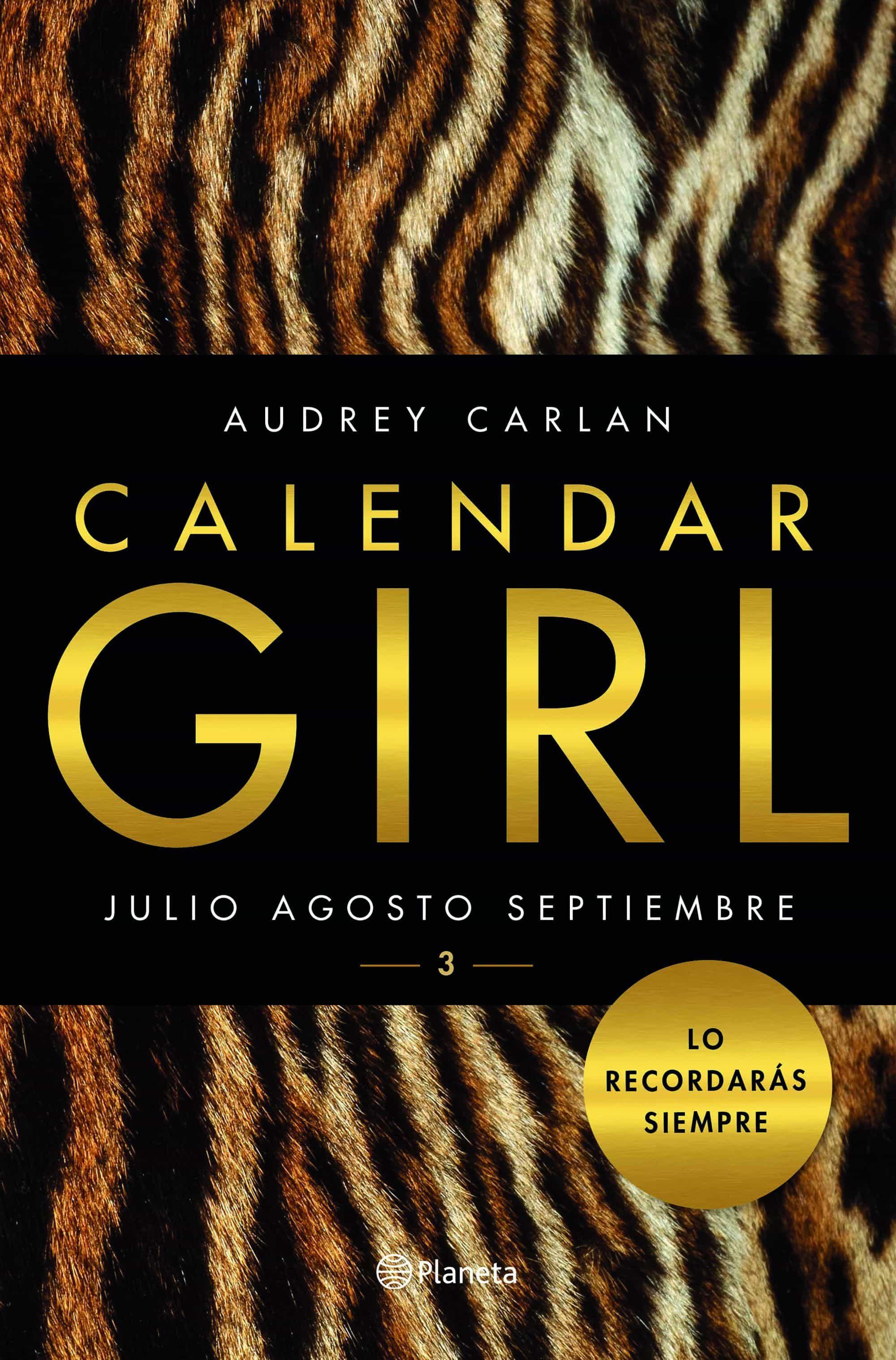 Resultado de imagen de calendar girl 3