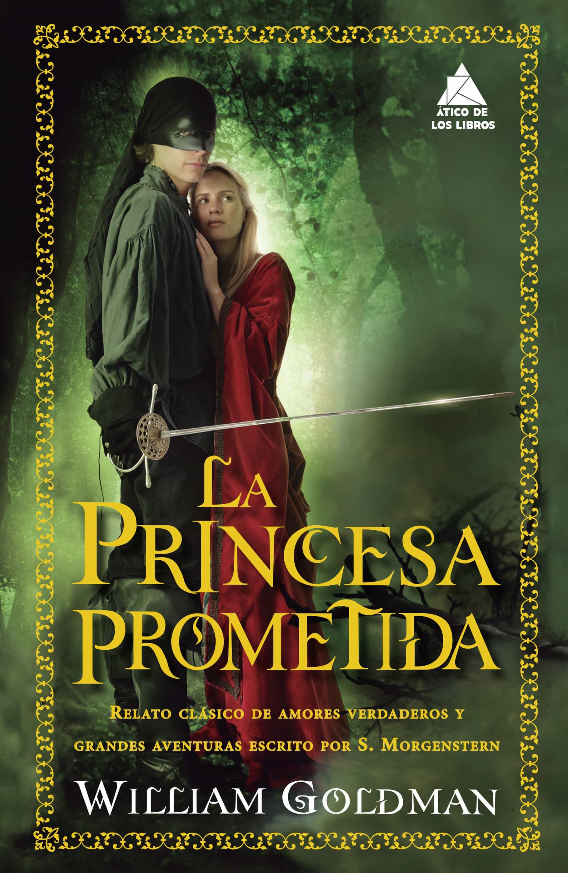 la princesa prometida-william goldman-9788416222636