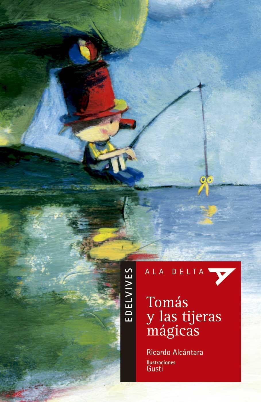 Tomas Y Las Tijeras Magicas por Ricardo Alcantara epub