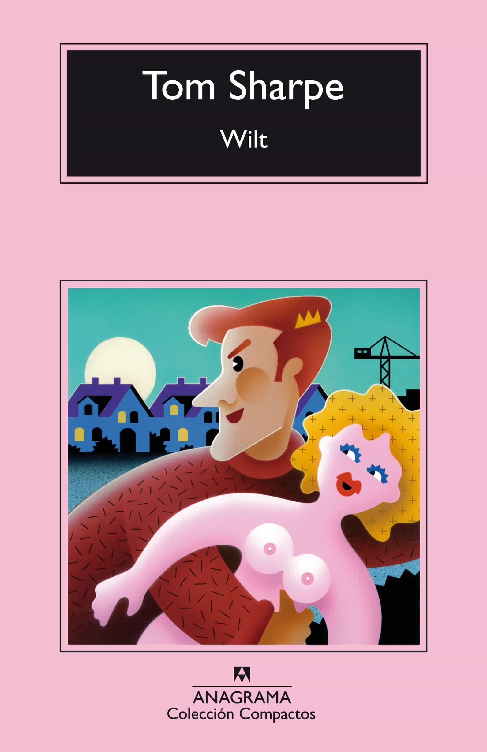 wilt (19ª ed.)-tom sharpe-9788433920836