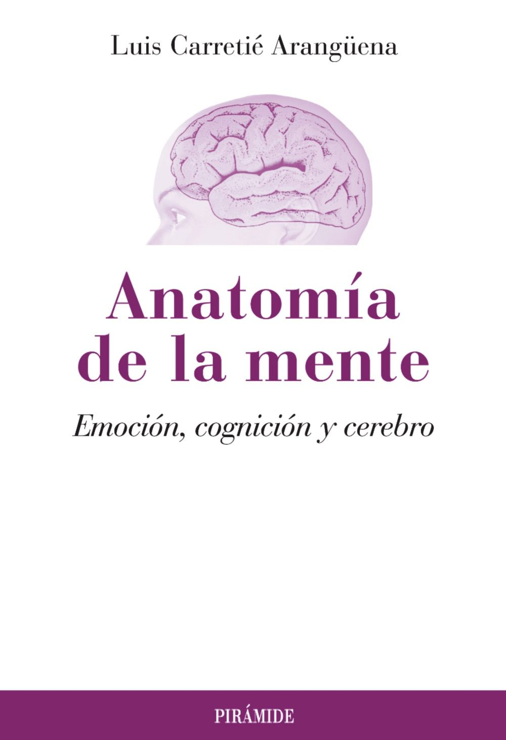 ANATOMIA DE LA MENTE: EMOCION, COGNICION Y CEREBRO | LUIS CARRETIE ...