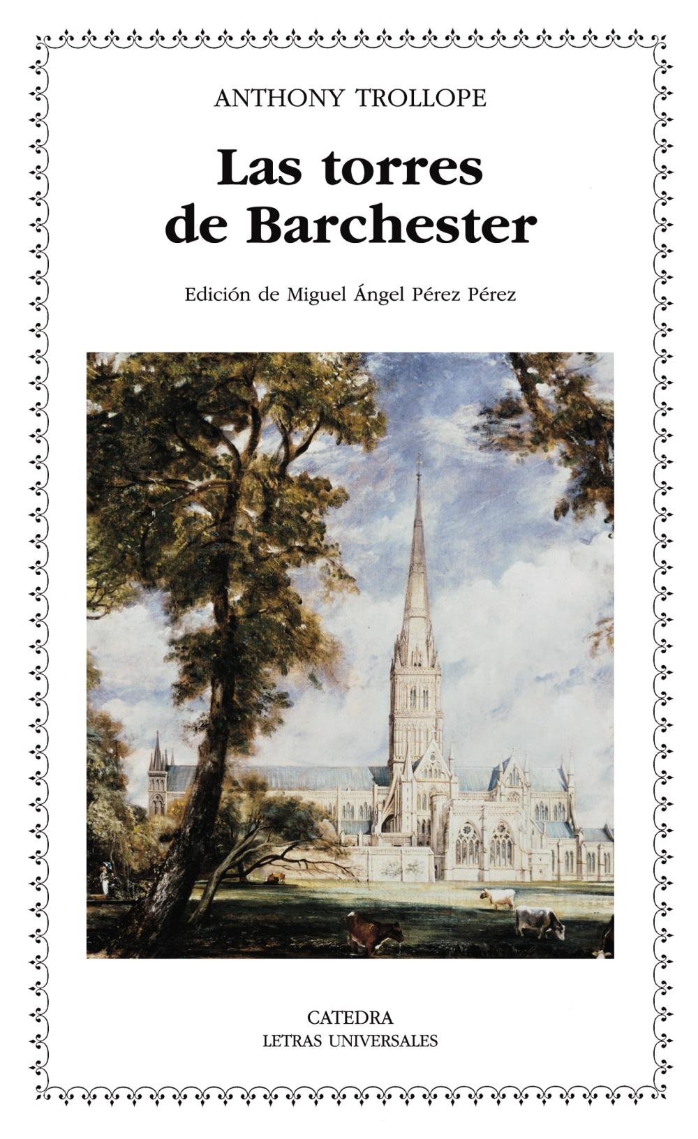Las Torres De Barchester por Anthony Trollope epub