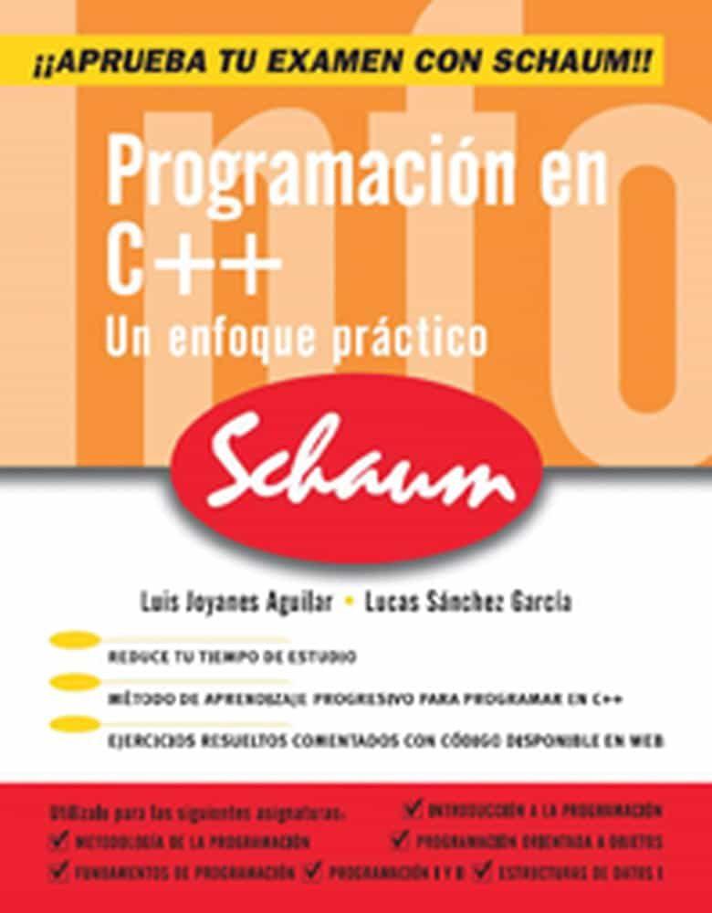 Programacion En C ++ (serie Schaum) por Luis Joyanes Aguilar epub