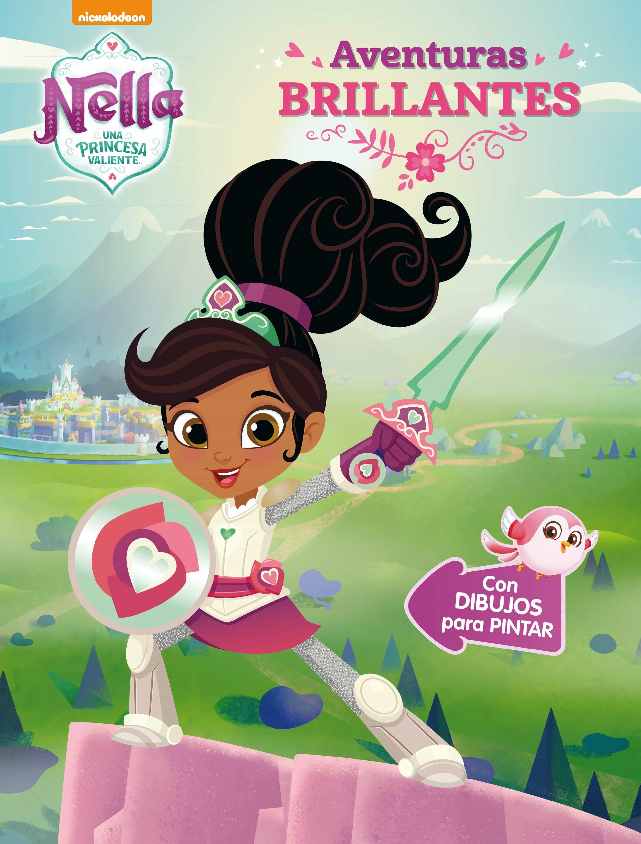Aventuras Brillantes (nella, Una Princesa Valiente. Actividades) por Vv.aa.