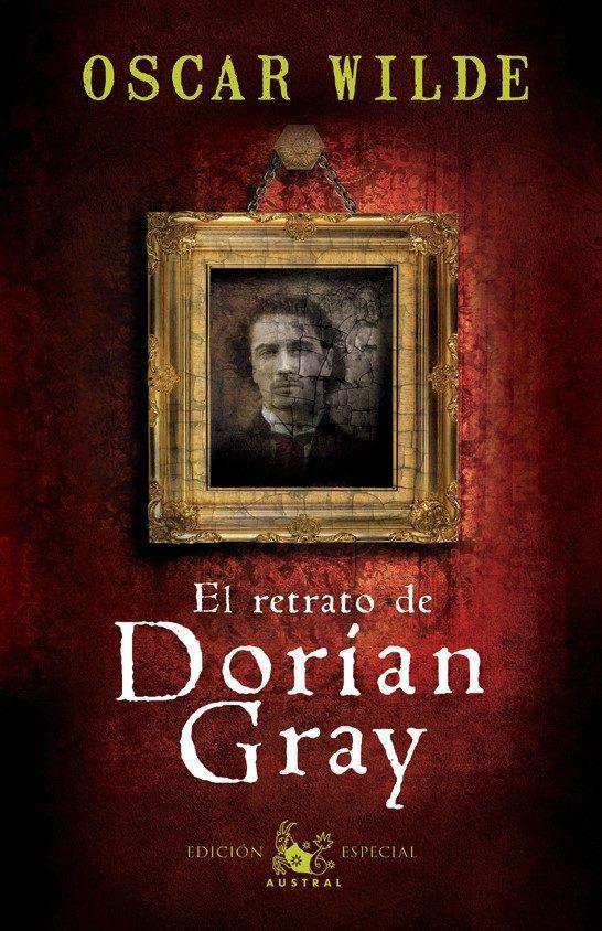 Resultado de imagen para caratula libro dorian gray