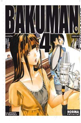 bakuman 4 (2ª ed.)-takeshi obata-tsugumi ohba-9788467904536