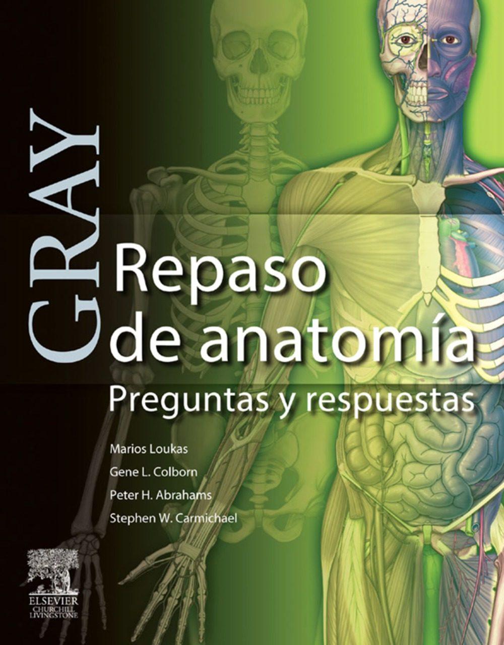 GRAY. REPASO DE ANATOMÍA EBOOK | M. LOUKAS | Descargar libro PDF o ...