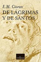 De Lagrimas Y De Santos por Emile Michel Cioran epub