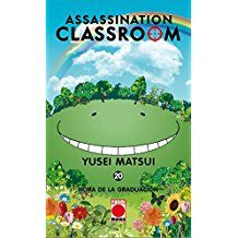 assassination classroom 20-yusei matsui-9788491671336