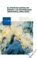 El Stock De Capital En España Y Su Distribucion Territorial (1964 -2002) (incluye Cd-rom) por Ezequiel Uriel Jimenez;                                                                                    Francisco Perez Garcia