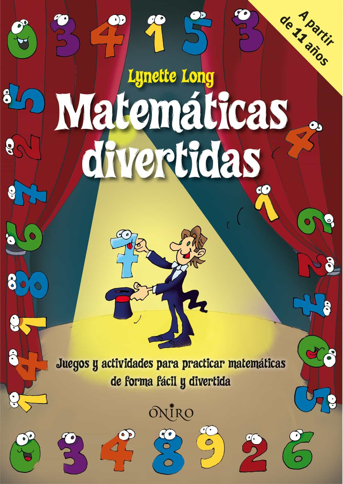 Matematicas Divertidas Juegos Y Actividades Para Practicar Matem
