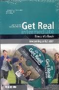 Get Real Student Book Intermediate + Audio Cd And Cd-rom (level B 2) por Martyn Hobbs