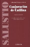 Conjuracion De Catilina por Salustio