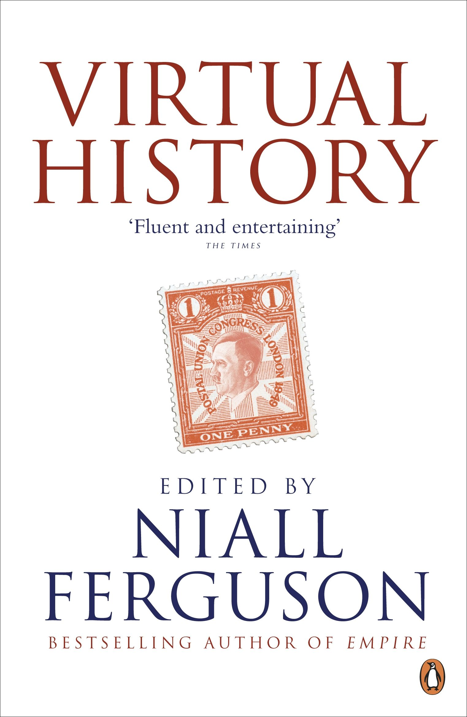 Virtual History (ebook)niall Ferguson9780241957646