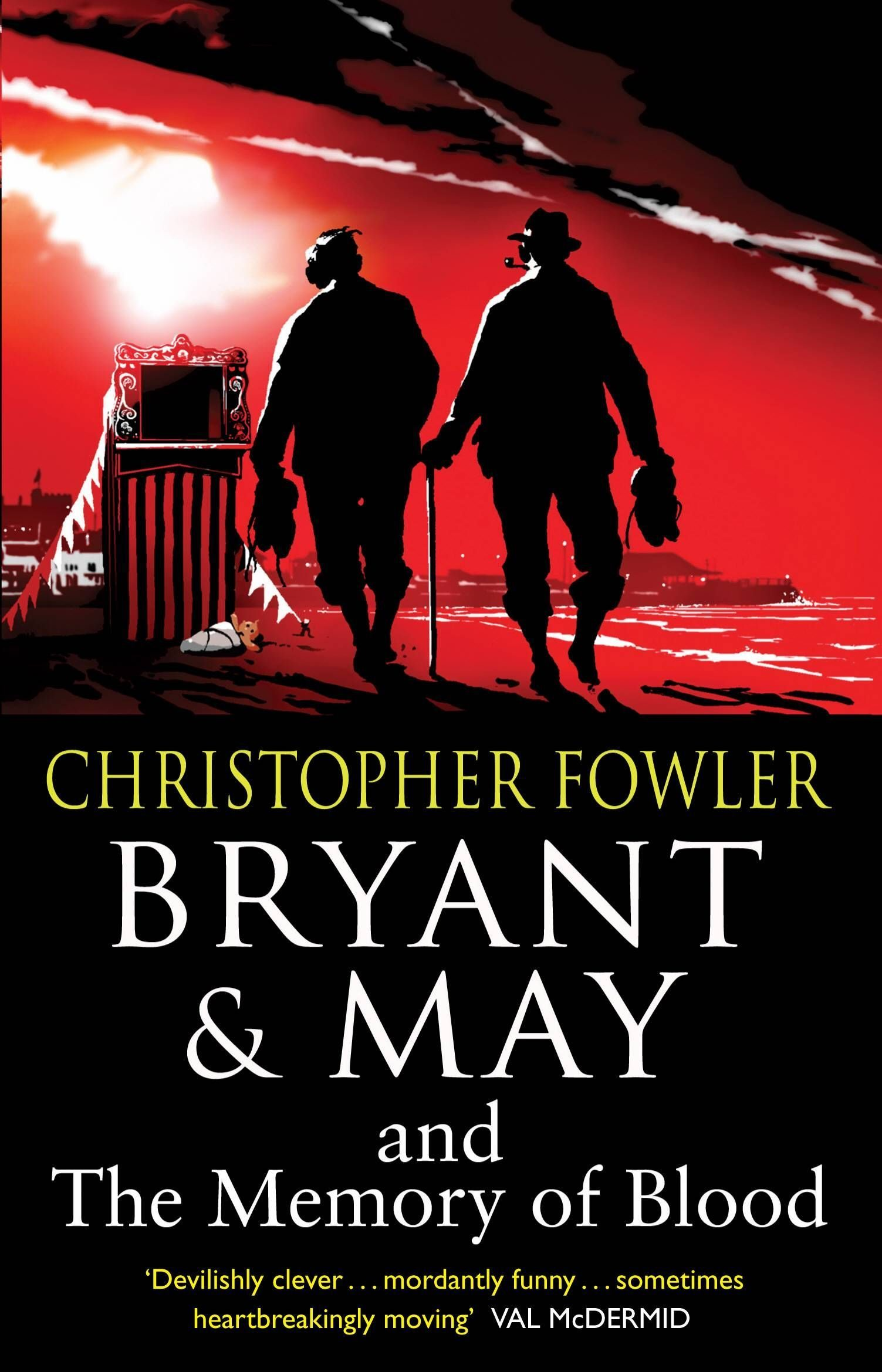descargar BRYANT & MAY AND THE MEMORY OF BLOOD pdf, ebook