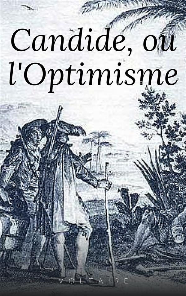 Candide Ou Loptimisme Ebook Voltaire Descargar Libro Pdf O
