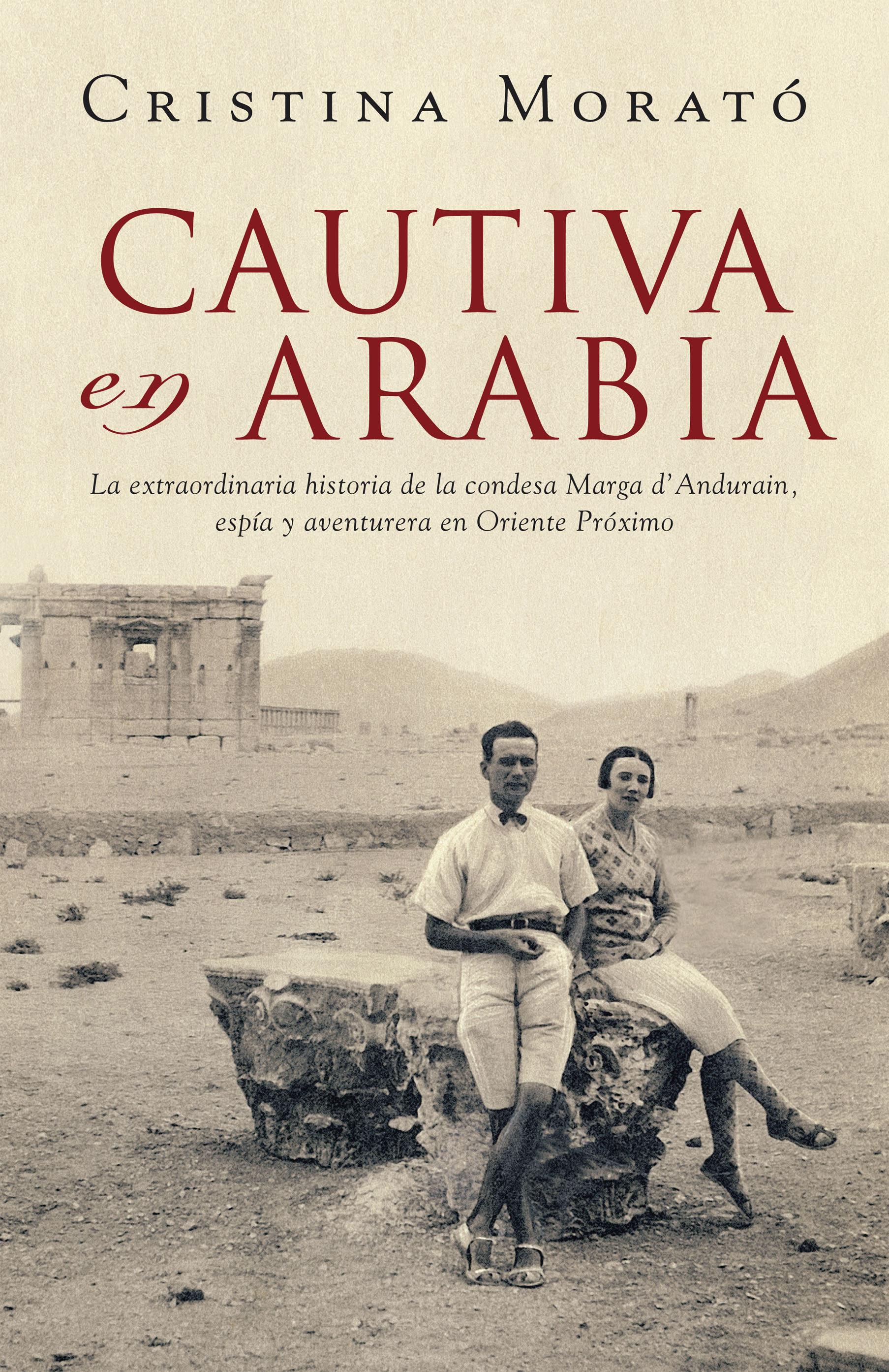 Cautiva En Arabia   por Cristina Morato