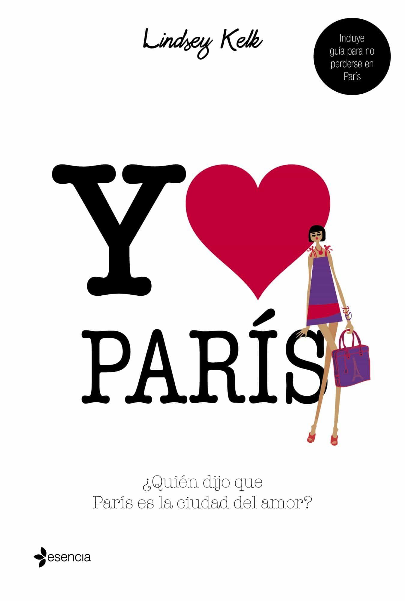 Yo love París