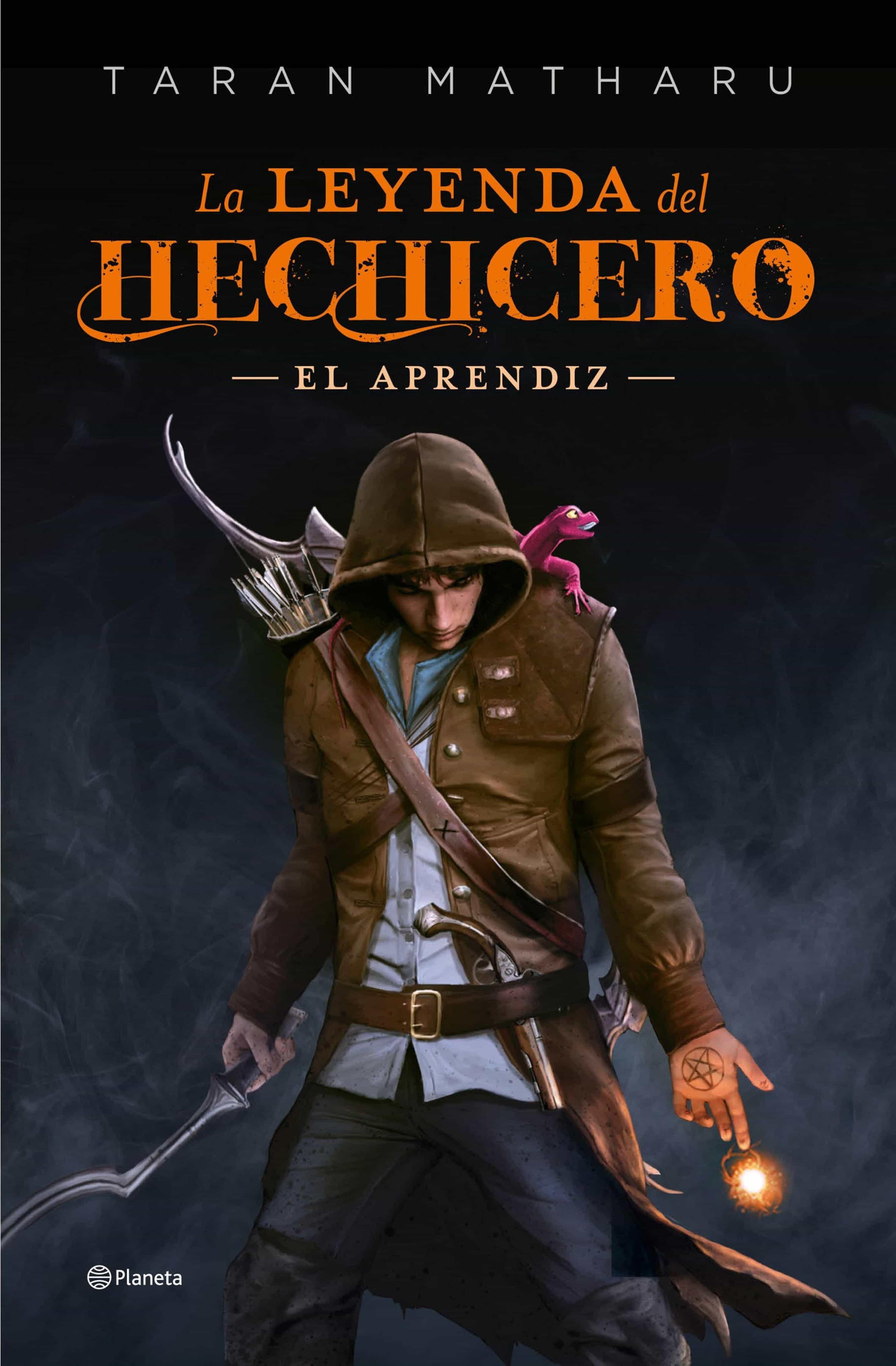 Resultado de imagen de portada la leyenda del hechicero el aprendiz