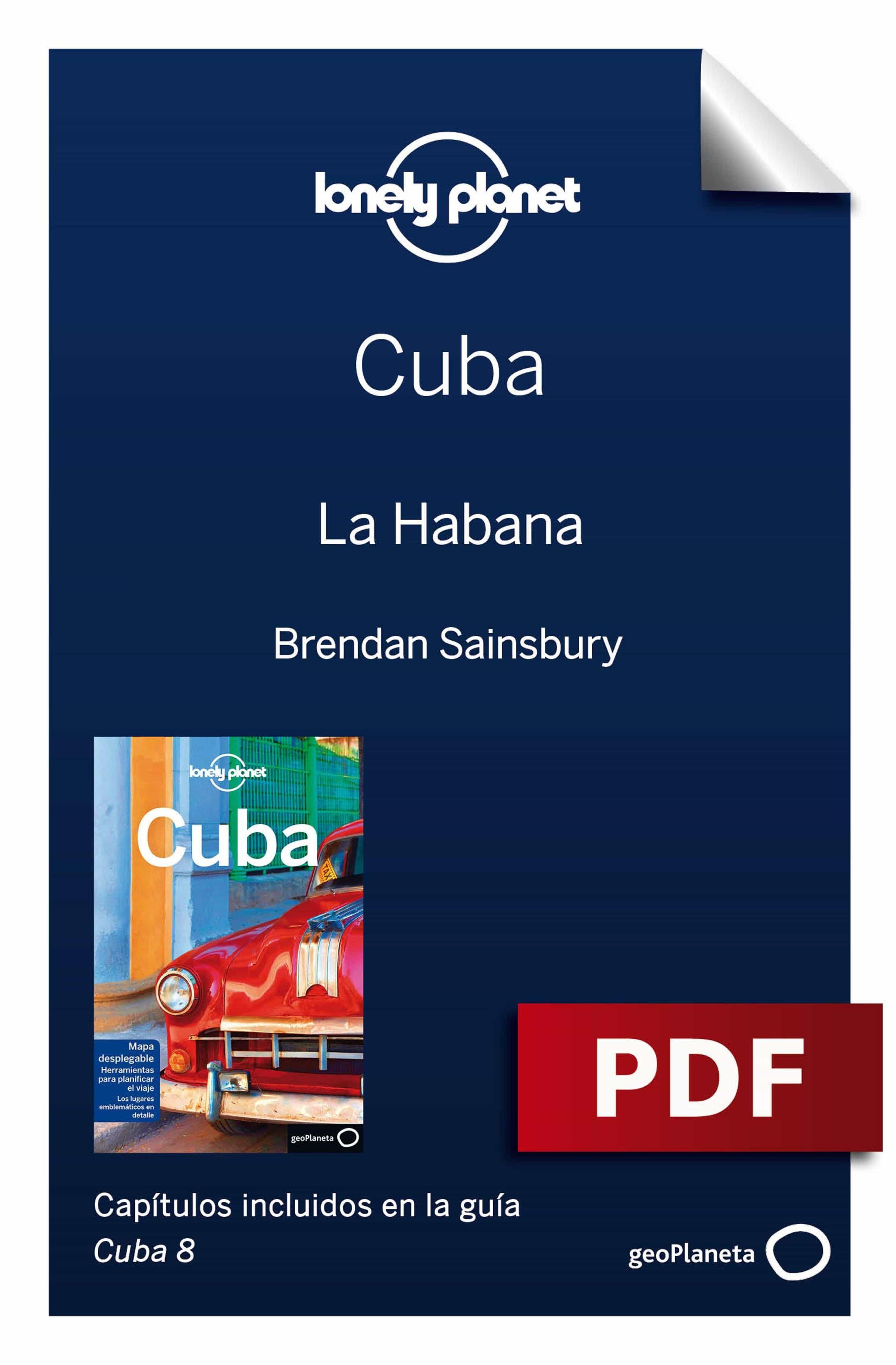 cuba 8_2. la habana (ebook)-brendan sainsury-carolyn mccarthy-9788408198246