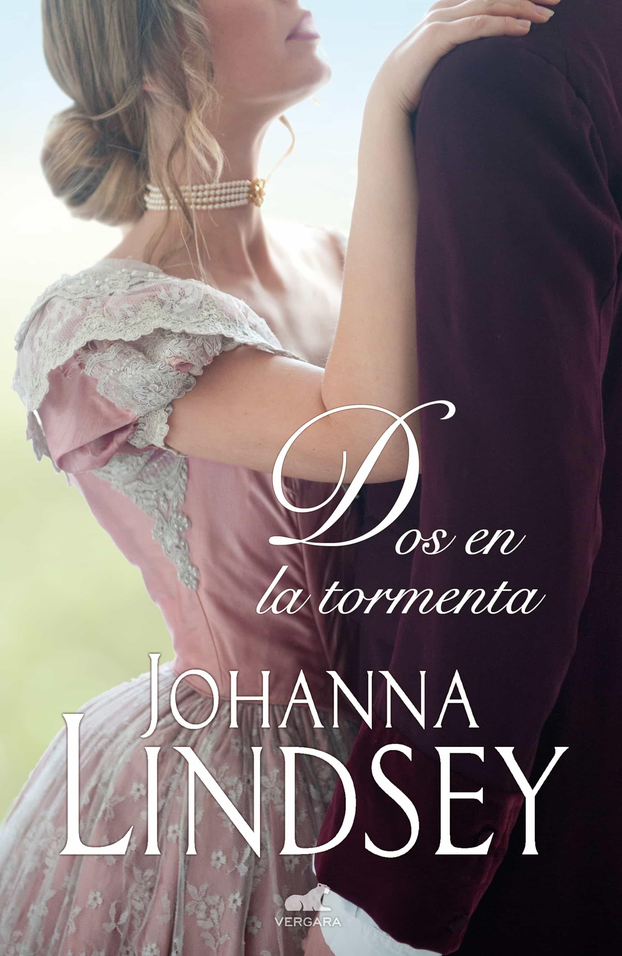Resultado de imagen de libro dos en la tormenta de johanna lindsey