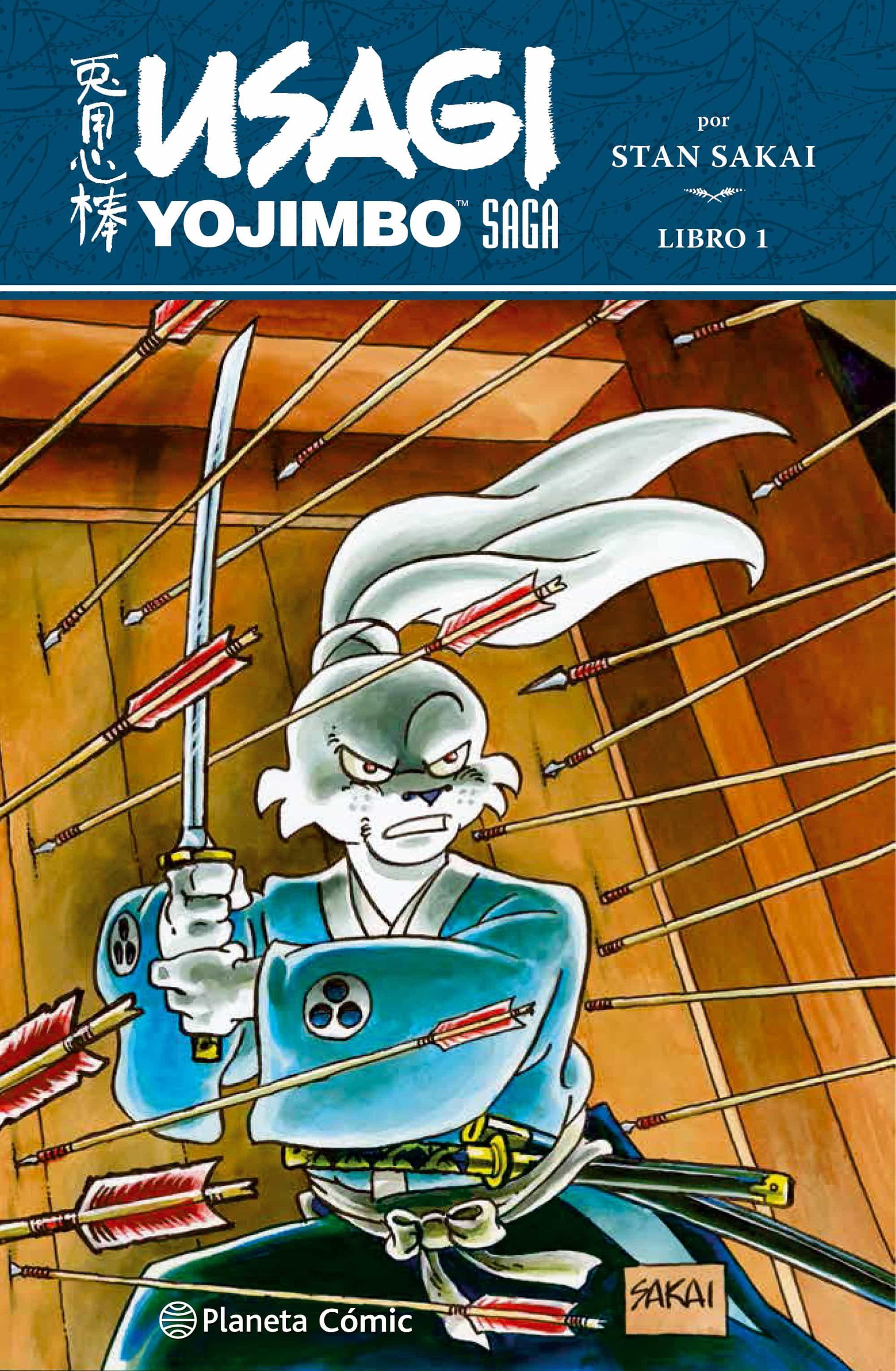 Usagi Yojimbo Saga Integral Nº 01 por Stan Sakai