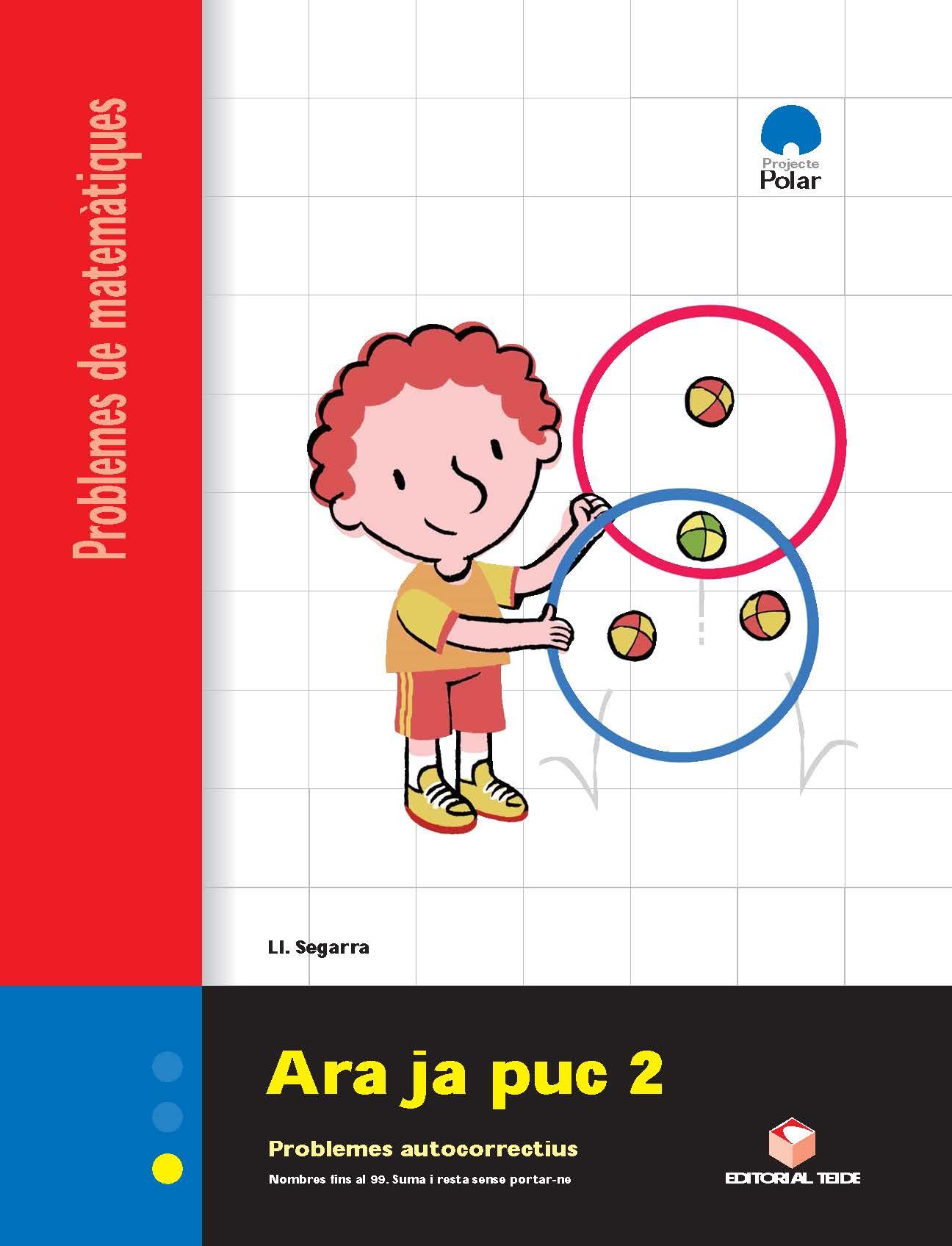 ara ja puc 1º-2º primatia quadern 2 problemes matematiques catala-felix serrano alda-9788430705146