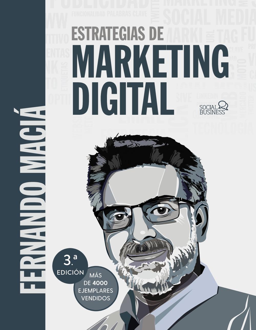 Estrategias De Marketing Digital por Fernando Macia