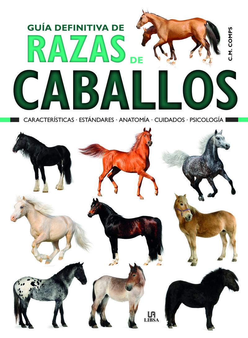 GUIA DEFINITIVA DE RAZAS DE CABALLOS: CARACTERISTICAS, ESTANDARES ...