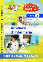 Auxiliars D Infermeria Atencio Especialitzada De L Institut Catal A De La Salut: Temari Ii por Vv.aa. epub