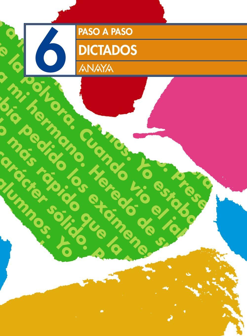 Dictados 6 por Vv.aa. epub