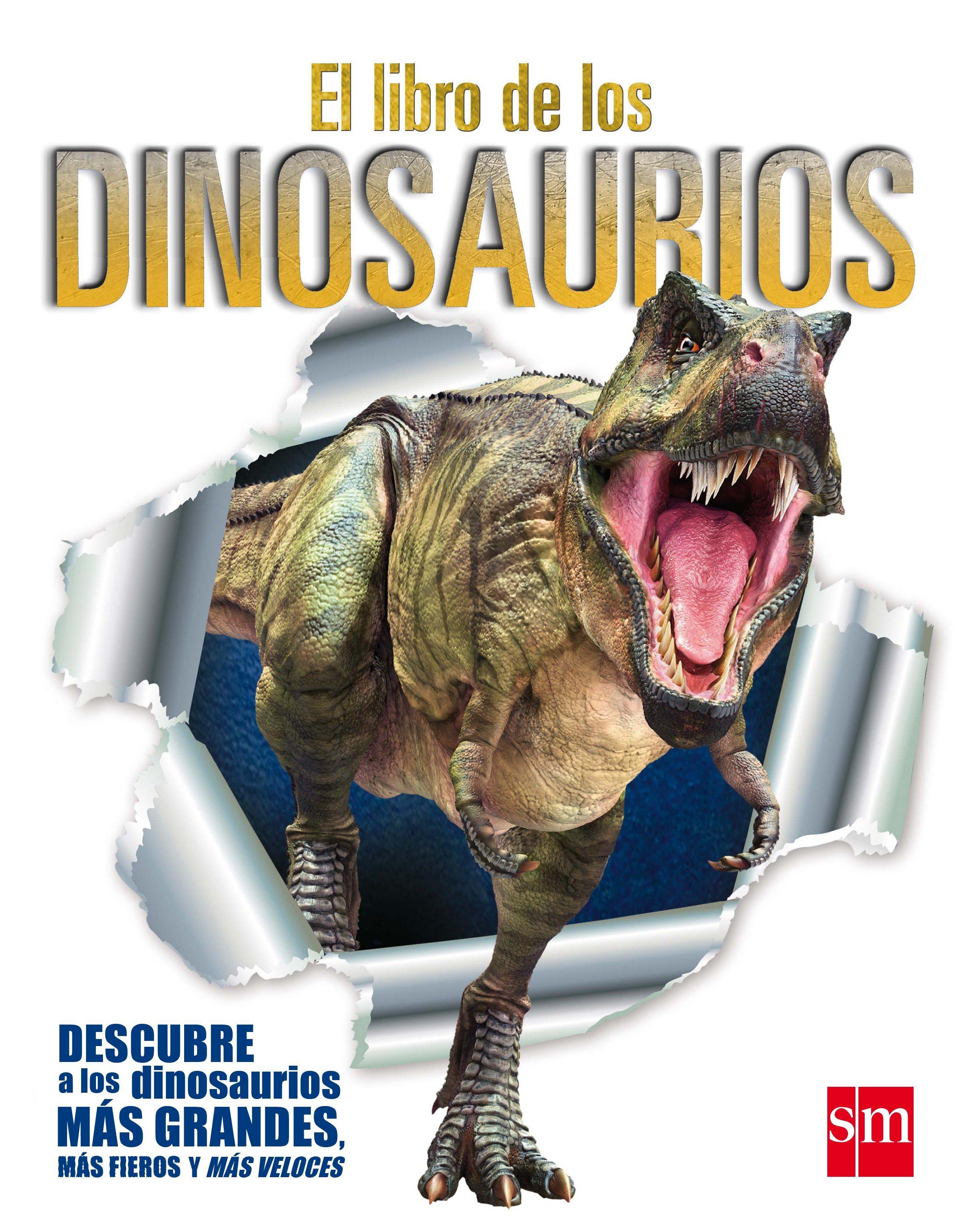 El  Libro De Los Dinosaurios por Vv.aa.