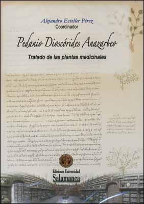 Pedanio Dioscorides Anazarbeo por Vv.aa.