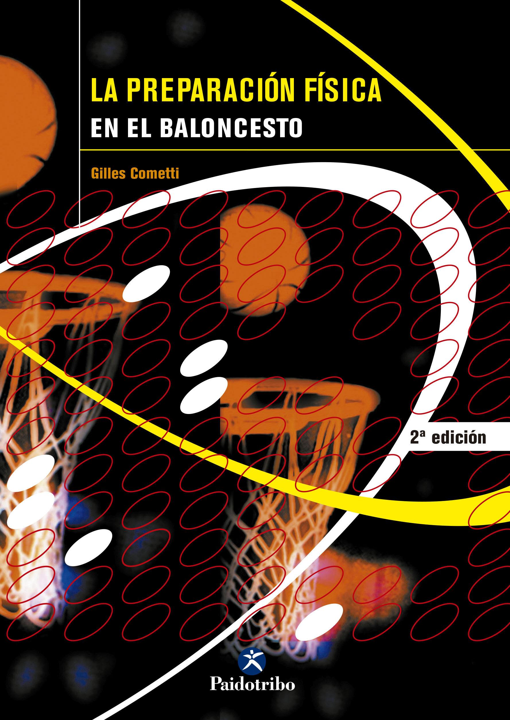 La Preparacion Fisica En El Baloncesto por Gilles Cometti