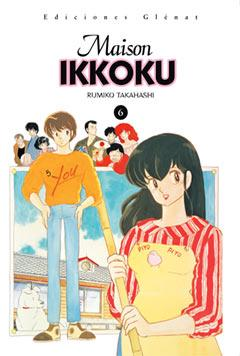 Maison Ikkoku Nº 6 por Rumiko Takahashi Gratis