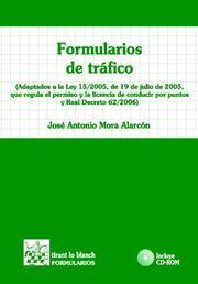 Formularios De Trafico por Jose Antonio Mora Alarcon epub